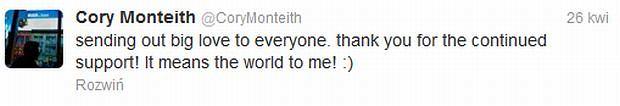 jak długo spotykały się Cory Monteith i Lea Michele Randki Longview Texas