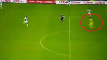 Tak Kamil Grabara stracił pierwszego gola w Huddersfield