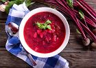 Lekka i aromatyczna zupa: botwina w roli głównej
