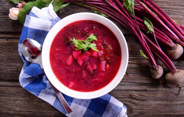 Lekka i aromatyczna zupa? Pyszna botwina - przepis idealny