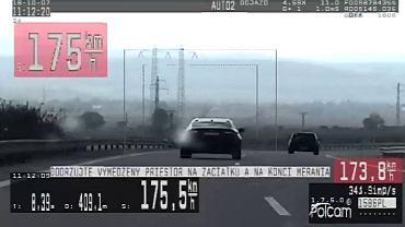 Słowacja. Kolejny polski kierowca złapany przez policję