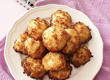 Kokosanki bez cukru (z ksylitolem) - dietetyczne, bezglutenowe - ugotuj