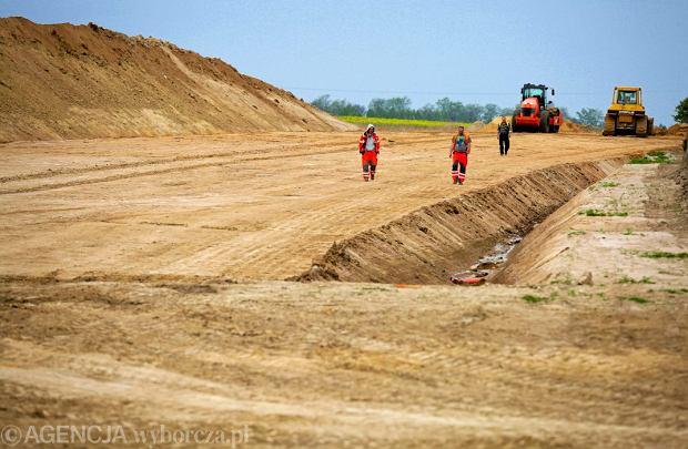 Są przetargi na dokończenie autostrady A1 i zachodnią obwodnicę Łodzi