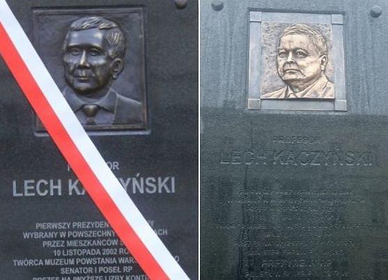 Wizerunek Lecha Kaczyńskiego