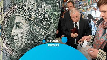 'Studio Biznes' o wyższych pensjach, składkach na ZUS i konsekwencjach z tego wynikających