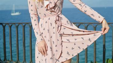 sukienki na lato, zdjęcie ilustracyjne