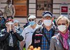 """Infolinia Ministerstwa Zdrowia:""""Przecież w maseczkach oddycha się tak samo jak bez"""""""