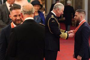Tom Hardy, książę Karol