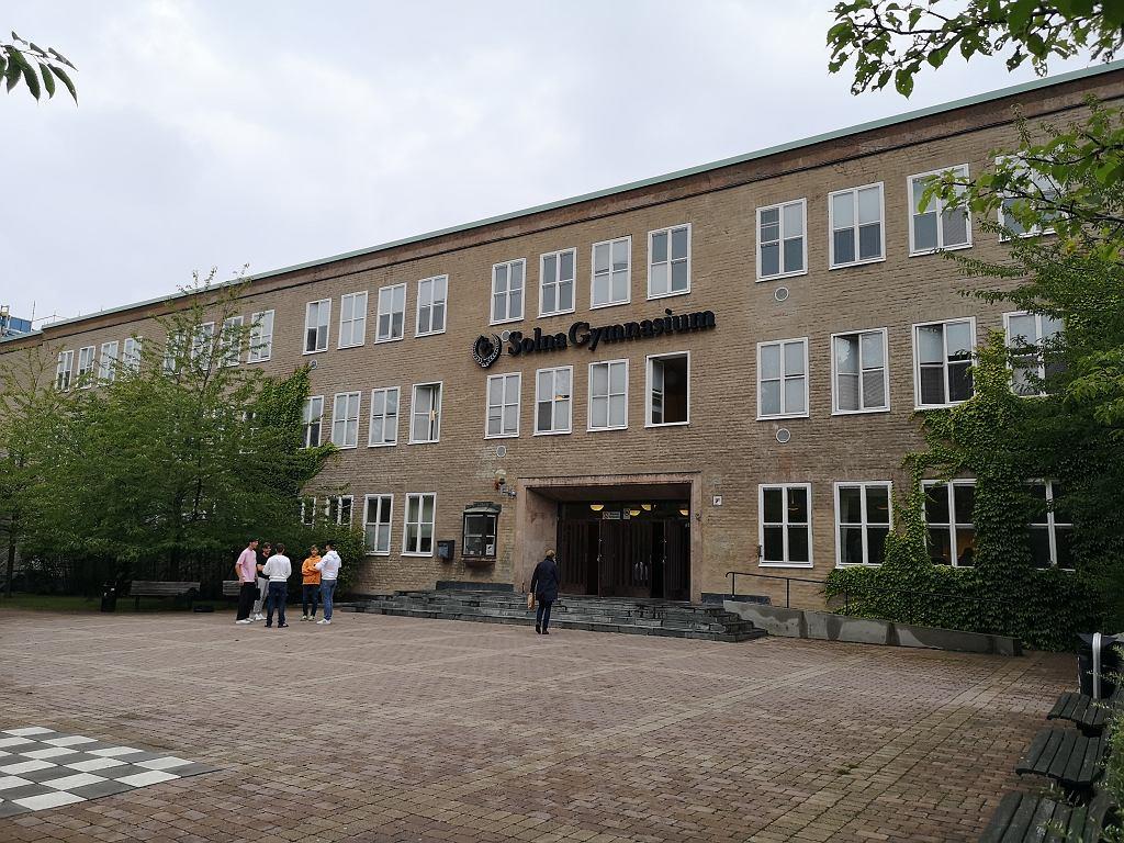 W Szwecji rok szkolny rozpoczął się w połowie sierpnia. Wśród uczniów nie ma obowiązku noszenia maseczek