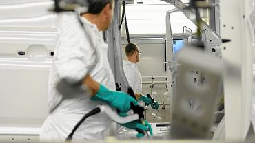 Fabryka Volkswagen we Wrześni