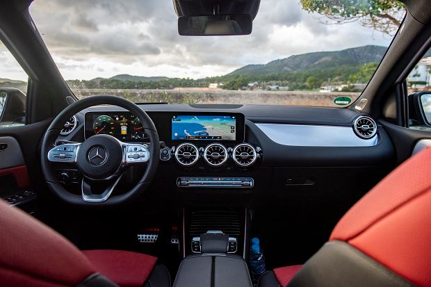 Mercedes Klasy B 2019