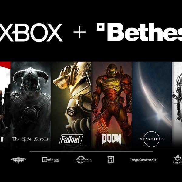 Microsoft kupił Bethesdę