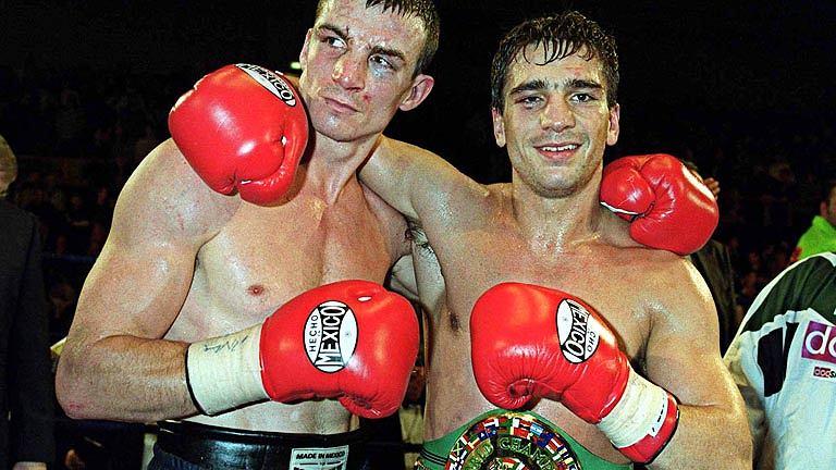 Markus Beyer (z prawej)