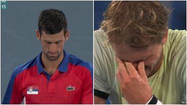 Novak Djoković - Alexander Zverev na igrzyskach