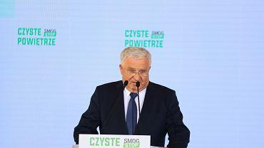 Prezes Narodowego Funduszu Ochrony Środowiska i Gospodarki Wodnej Kazimierz Kujda