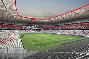 Bundesliga. Zmiany na stadionie Bayernu. Tak będzie wyglądać Allianz Arena