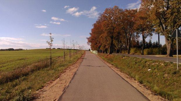 DDR na Srokowo - tak powinno wyglądać Green Velo
