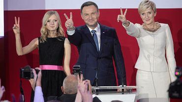 Wieczor Wyborczy Andrzeja Dudy
