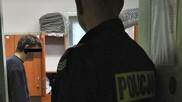 Zatrzymany przez policję 18-latek