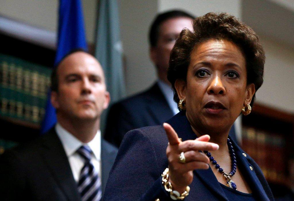 Prokurator generalny USA Loretta Lynch
