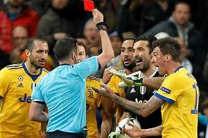 Liga Mistrzów. Gianluigi Buffon: Sędzia ma kosz na śmieci zamiast serca