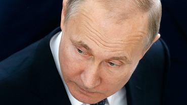 Rosja może zostać uderzona kolejnymi sankcjami USA