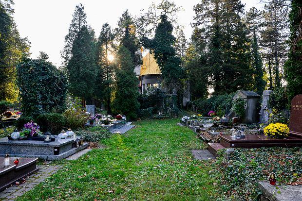 Zdjęcie numer 23 w galerii - 1 listopada w Bielsku-Białej. Kwiaty, wieńce i znicze na grobach [ZDJĘCIA]