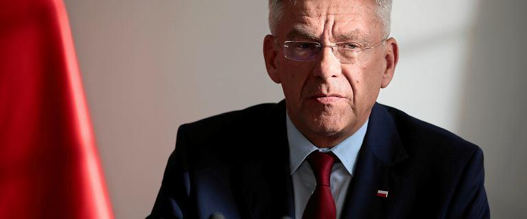 """Karczewski zapowiada walkę o większość dla PiS. """"Wszystko jest możliwe"""""""