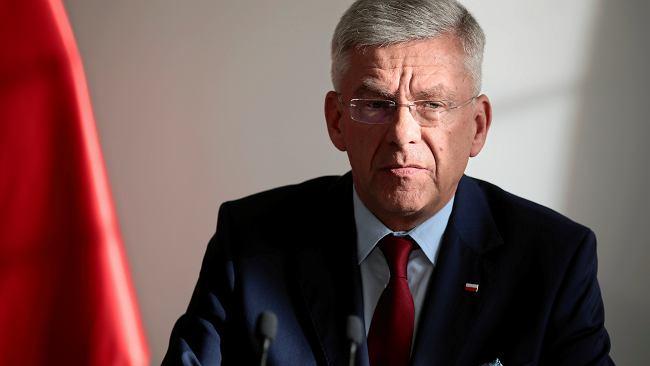 """Karczewski ostro krytykuje przeciek protokołu z głosowania na marszałka Senatu. """"Niegodziwość"""""""