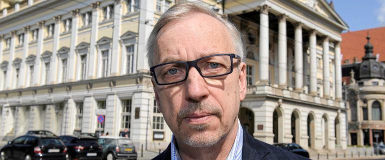 Bogdan Zdrojewski zapowiada, że zmierzyłby się z Grzegorzem Schetyną