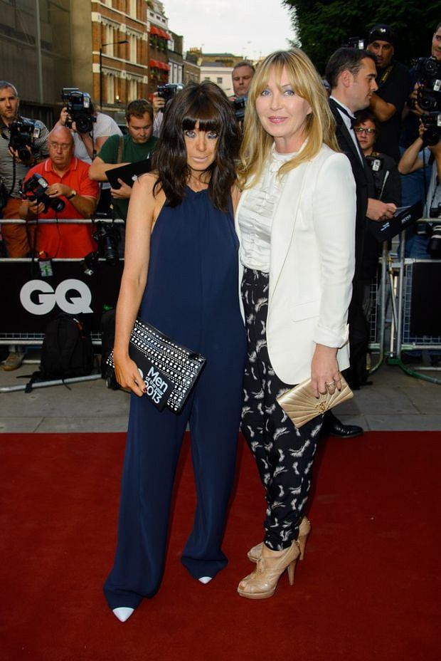 103880, LONDON, UNITED KINGDOM - Tuesday September 3, 2013.    Claudia Winkleman at the GQ Men of the Year Awards 2013 at the Royal Opera House in London. **UK, AUSTRALIA & NZ OUT** Photograph: ? Chris  Joseph / i-Images, PacificCoastNews.com **FEE MUST BE AGREED PRIOR TO USAGE** **E-TABLET/IPAD & MOBILE PHONE APP PUBLISHING REQUIRES ADDITIONAL FEES** LOS ANGELES OFFICE: +1 310 822 0419 LONDON OFFICE: +44 20 8090 4079