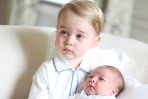 Książę Jerzy, księżniczka Charlotte