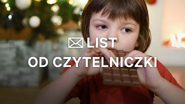 Nasza czytelniczka pisze o świątecznych paczkach i o tym, co się w nich znajduje