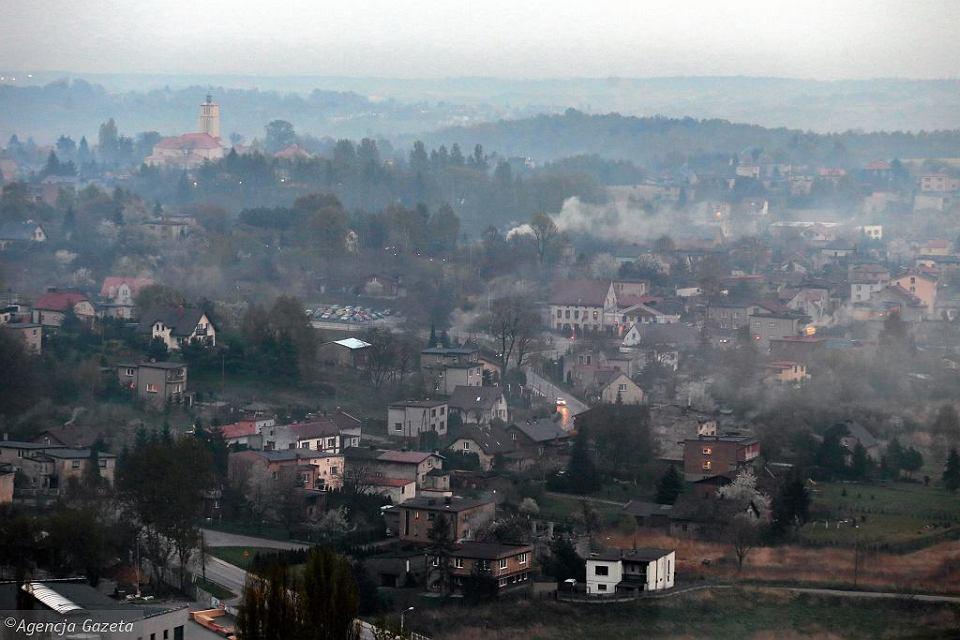 Smog (zdjęcie ilustracyjne)