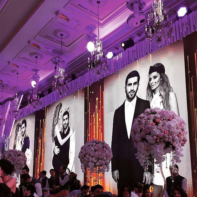 Zdjęcie numer 1 w galerii - Syn miliardera wziął ślub. Wśród gości znalazł się nawet prezydent