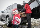 Poradnik. O czym pamiętać wybierając się na zimowy urlop samochodem?
