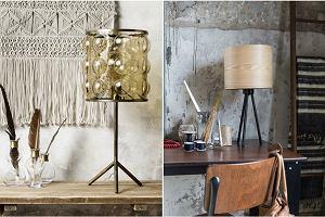 Lampa stołowa - klasyk oświetlenia wraca w nowej odsłonie