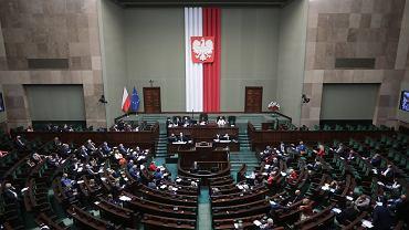 Posiedzenie Sejmu IX Kadencji.