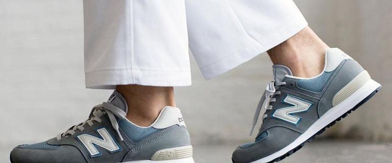 50-tki oszalały na punkcie butów New Balance! Są wygodne i stylowe, a teraz kosztują 100 zł mniej