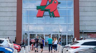 Auchan, zdjęcie ilustracyjne