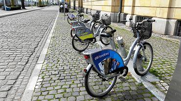 Poznański Rower Miejski Nextbike