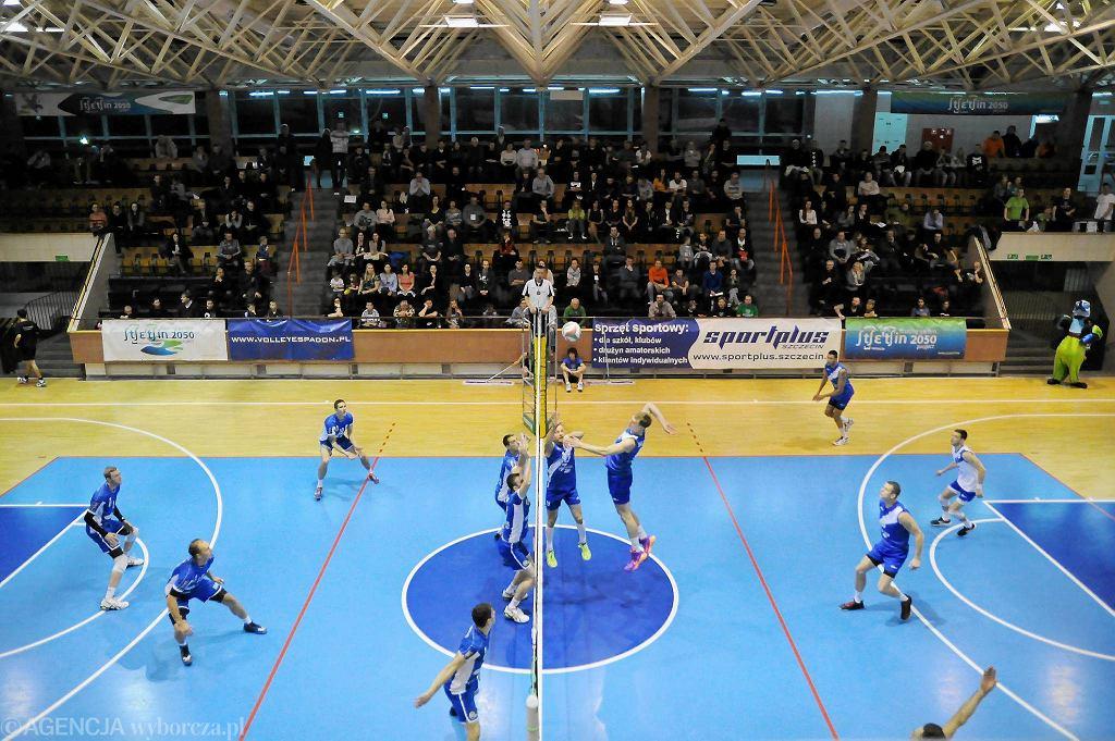 Siatkarze Espadonu Szczecin chcą grać w Plus Lidze