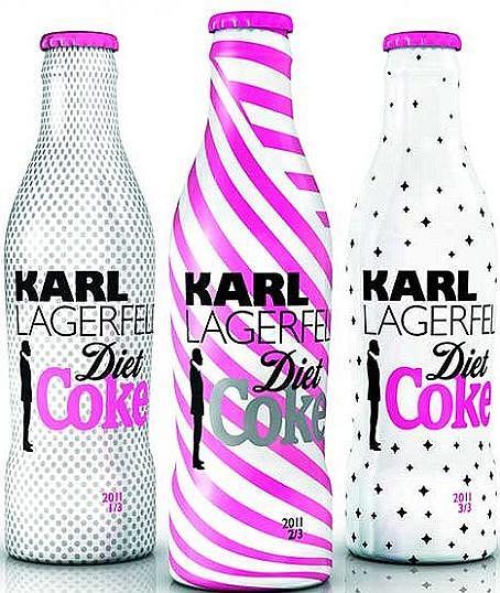 Diet Coke by Karl Lagerfeld