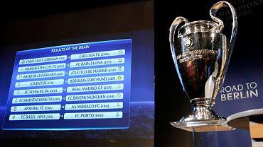 Losowanie 1/8 finału Ligi Mistrzów 2015