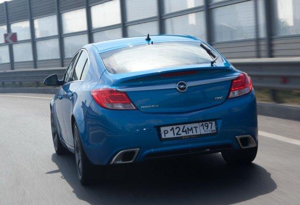 Opel Insignia OPC 2009