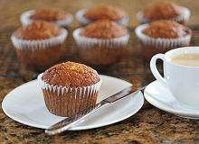 Muffinki bananowo-orzechowe - ugotuj