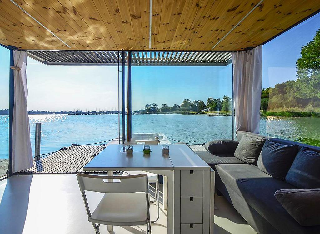 HT Houseboats Domki na wodzie, domki pływające