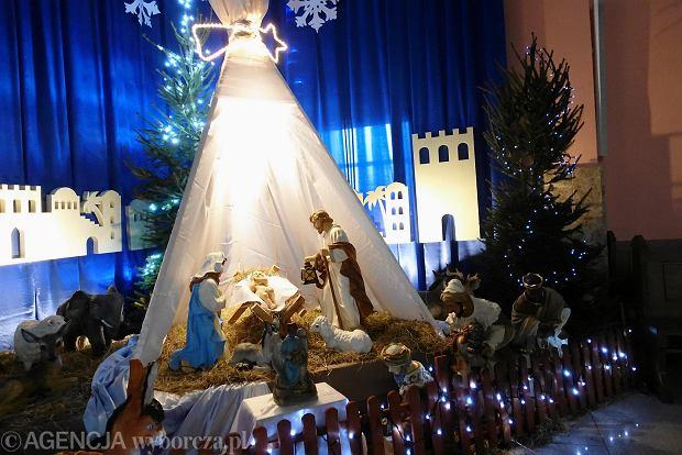 Zdjęcie numer 0 w galerii - Szopki bożonarodzeniowe 2019. Zapraszamy na spacer po płockich kościołach