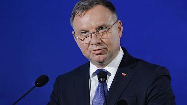 Andrzej Duda znieważony. Były wiceminister usłyszał wyrok