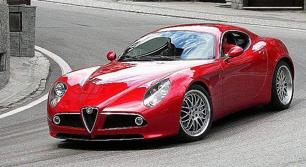 Alfa Romeo 8C Competicione